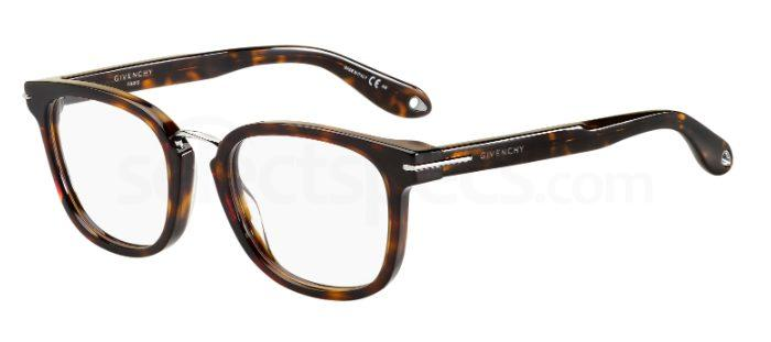 086 GV 0033 Glasses, Givenchy
