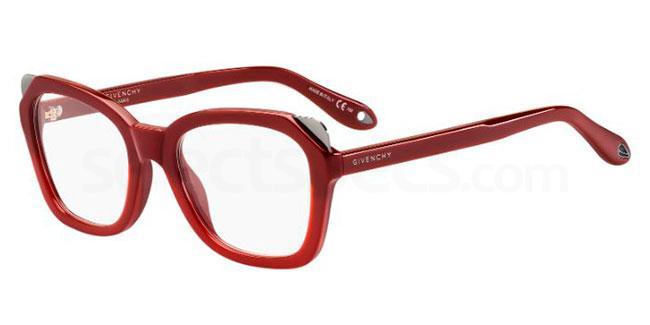7W5 GV 0042 Glasses, Givenchy