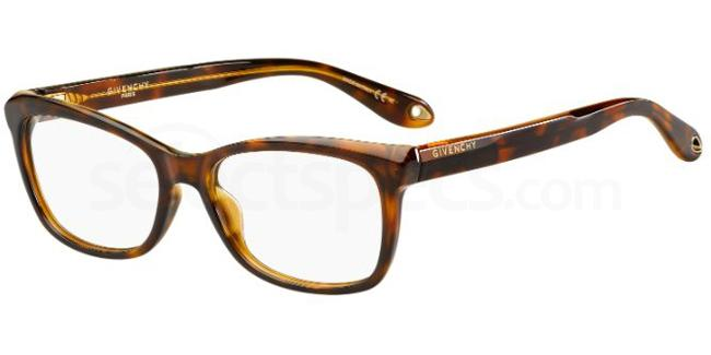 086 GV 0058 Glasses, Givenchy