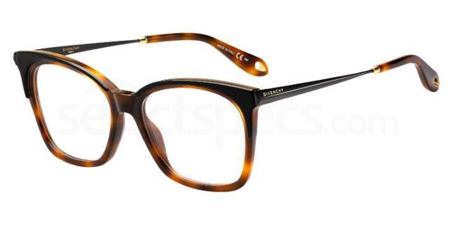 WR7 GV 0062 Glasses, Givenchy