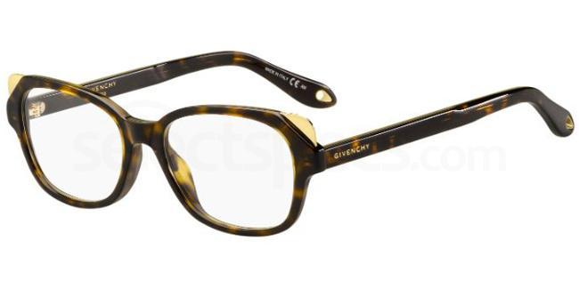 086 GV 0063 Glasses, Givenchy