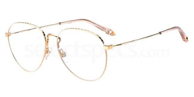84E GV 0071 Glasses, Givenchy