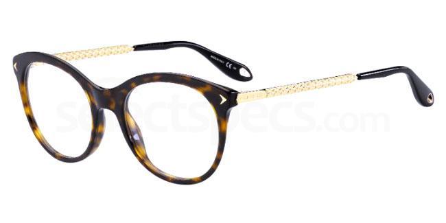 086 GV 0080 Glasses, Givenchy