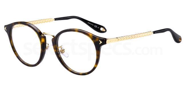 086 GV 0088/F Glasses, Givenchy