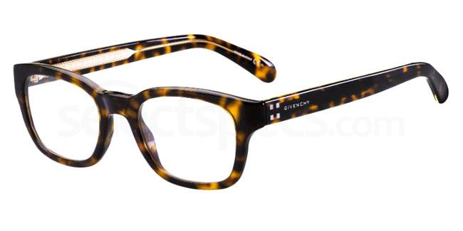 086 GV 0090 Glasses, Givenchy