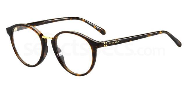 086 GV 0091 Glasses, Givenchy