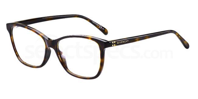 086 GV 0092 Glasses, Givenchy