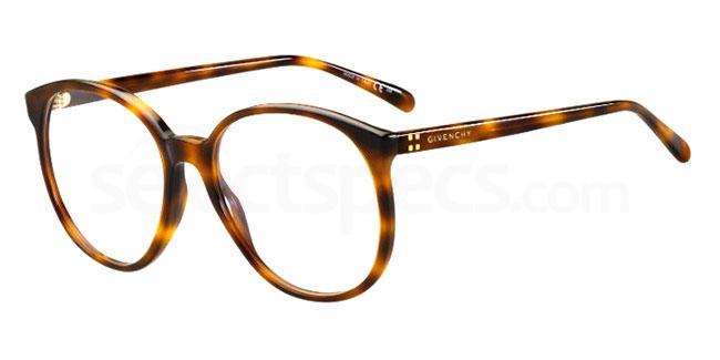 05L GV 0093 Glasses, Givenchy