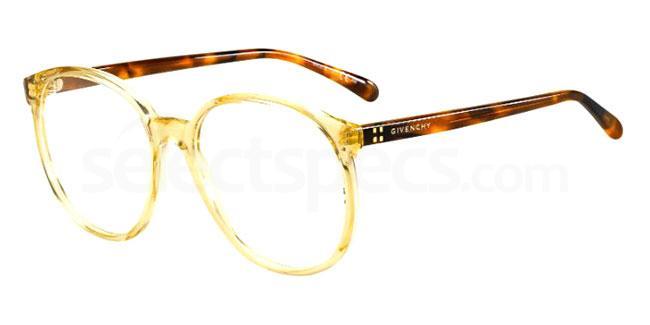 40G GV 0093 Glasses, Givenchy
