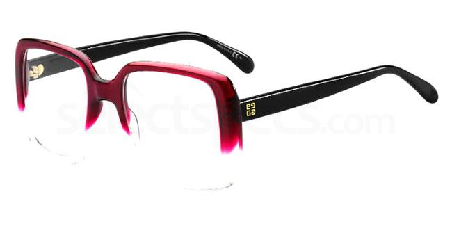 2OW GV 0094 Glasses, Givenchy