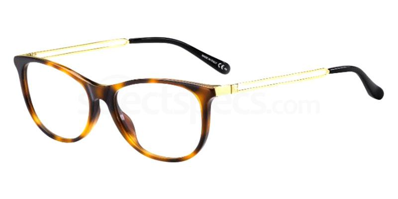 086 GV 0109 Glasses, Givenchy