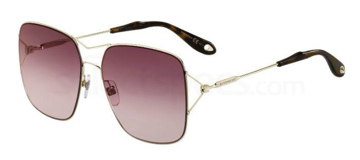 3YG  (CQ) GV 7004/S Sunglasses, Givenchy