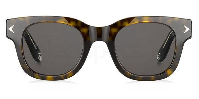 9WZ  (NR) GV 7037/S Sunglasses, Givenchy
