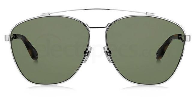 010  (QT) GV 7049/S Sunglasses, Givenchy