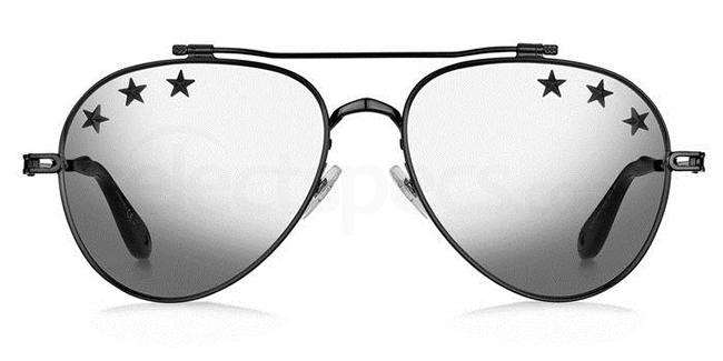 807  (DC) GV 7057/STARS Sunglasses, Givenchy