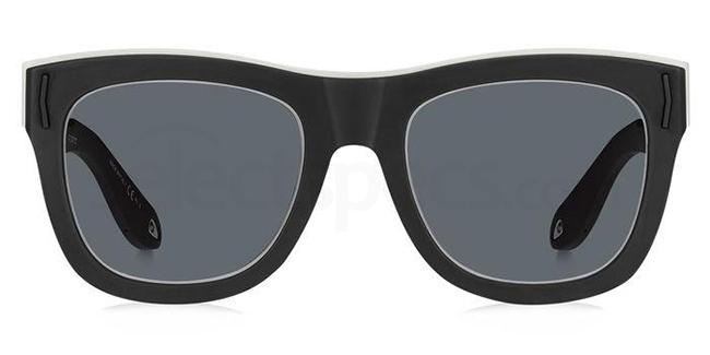 80S (IR) GV 7016/N/S Sunglasses, Givenchy