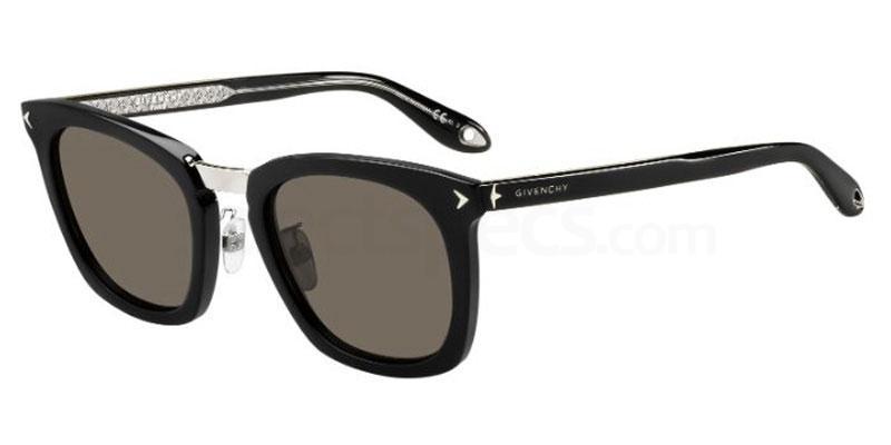 807 (IR) GV 7065/F/S Sunglasses, Givenchy
