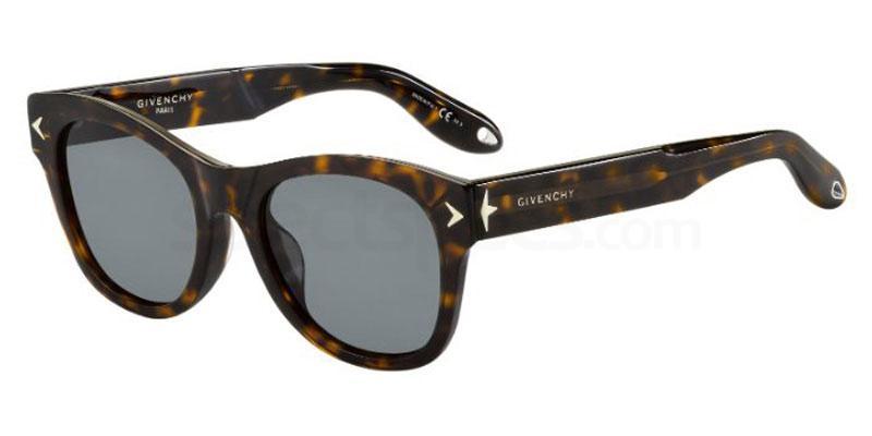 086 (E5) GV 7024/F/S , Givenchy