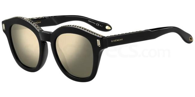 807  (UE) GV 7070/S Sunglasses, Givenchy