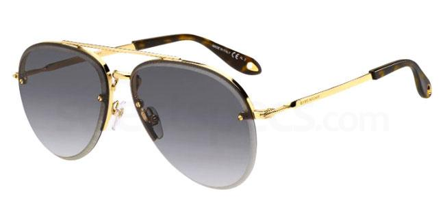 J5G (9O) GV 7075/S Sunglasses, Givenchy