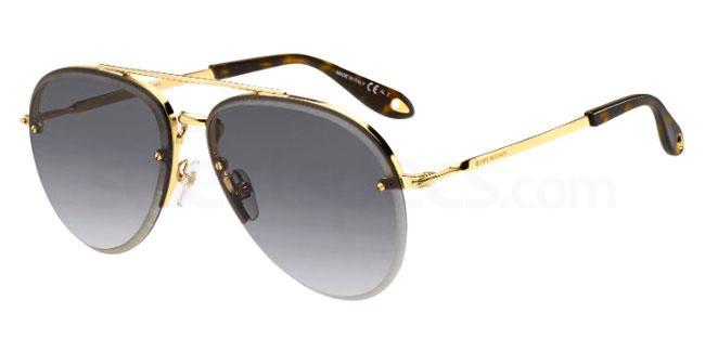 J5G (9O) GV 7075/S Sunglasses, Givenchy