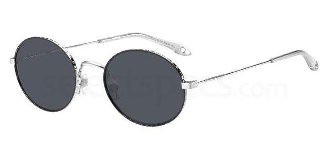 427 (IR) GV 7090/S Sunglasses, Givenchy