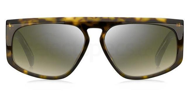 086 (EZ) GV 7125/S Sunglasses, Givenchy