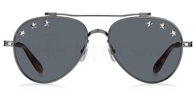 SRJ (IR) GV 7057/N/STARS Sunglasses, Givenchy