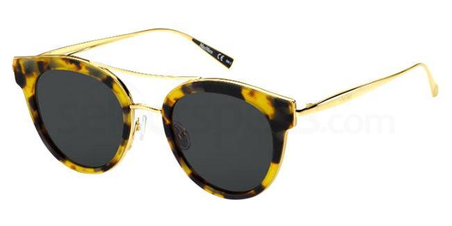 086 (IR) MM ILDE IV Sunglasses, MaxMara Occhiali