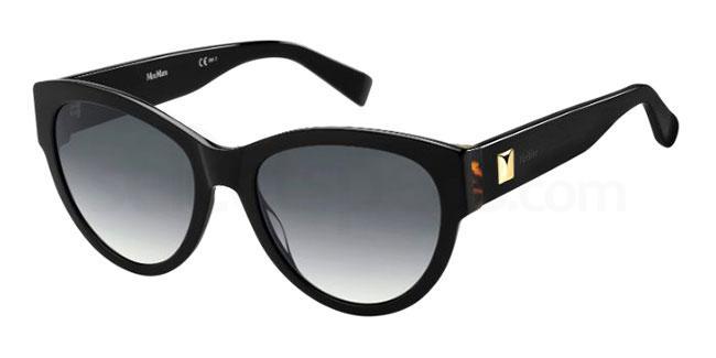 807 (9O) MM FLAT III Sunglasses, MaxMara Occhiali