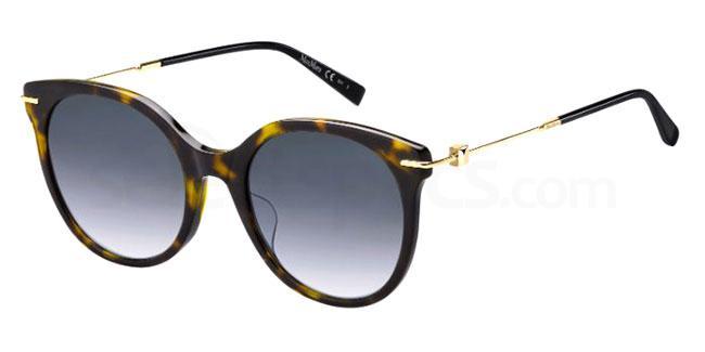 086 (9O) MM MARILYN FS Sunglasses, MaxMara Occhiali