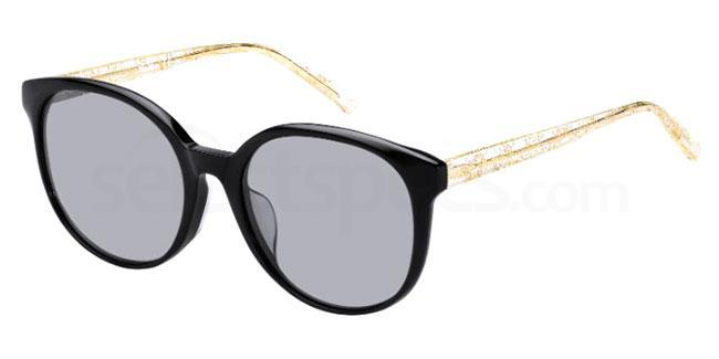 807 (IR) MM TWIST I FS Sunglasses, MaxMara Occhiali