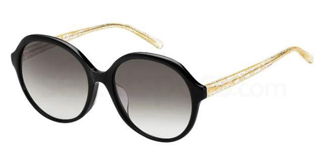 807 (IB) MM TWIST II FS Sunglasses, MaxMara Occhiali