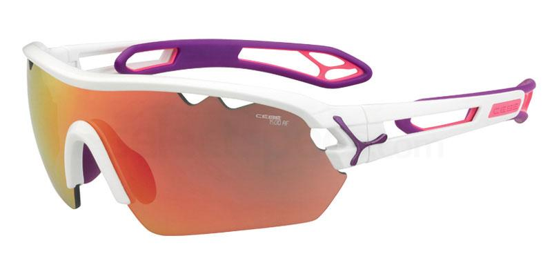 CBMONOM3 S'Track Mono M (Medium Fit) Sunglasses, Cebe