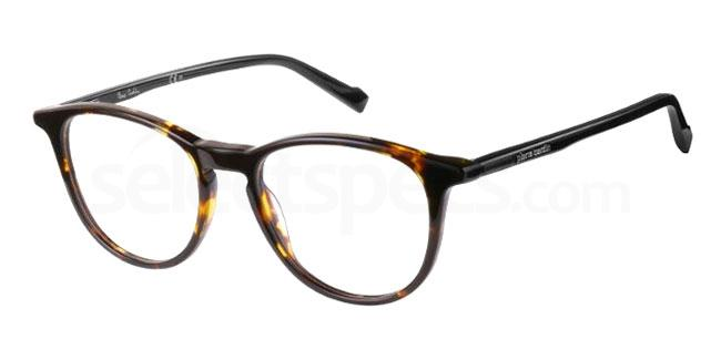 086 P.C. 6206 Glasses, Pierre Cardin