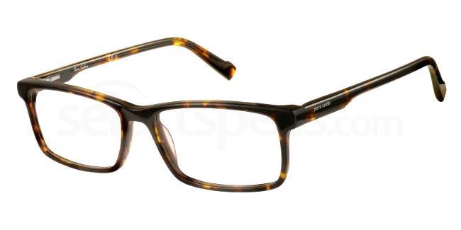 086 P.C. 6207 Glasses, Pierre Cardin