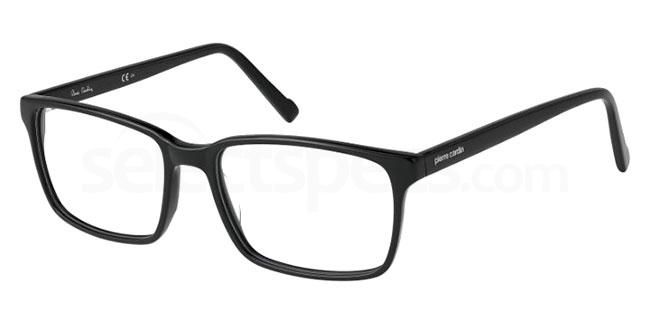 807 P.C. 6215 Glasses, Pierre Cardin