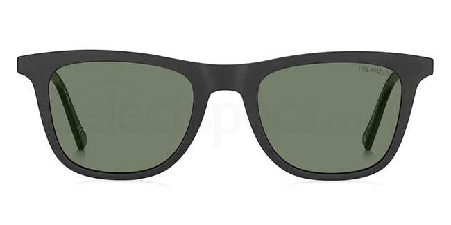 003 (UC) P.C. 6226/CS - With Clip on Glasses, Pierre Cardin