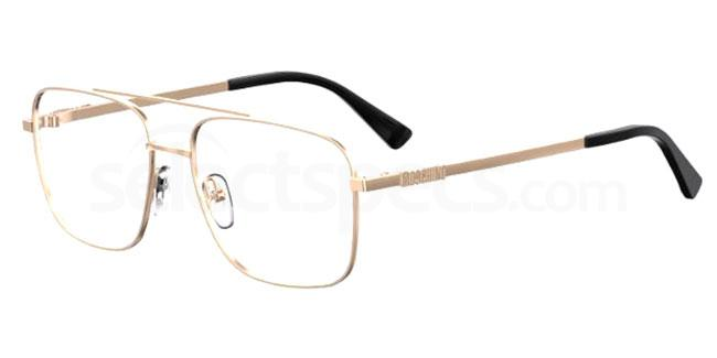 000 MOS532 Glasses, Moschino