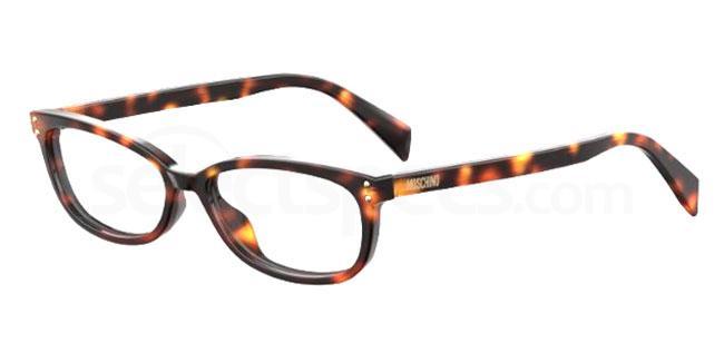 086 MOS536 Glasses, Moschino