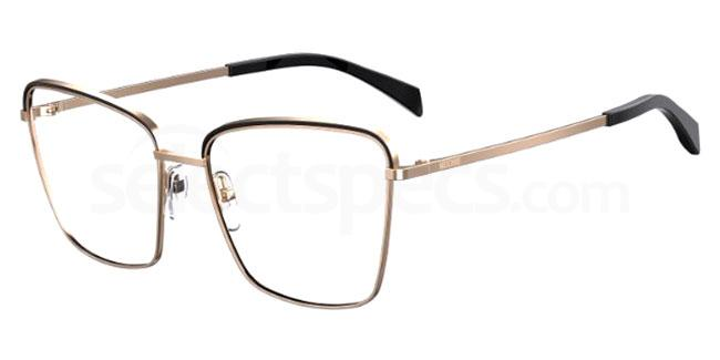 000 MOS543 Glasses, Moschino
