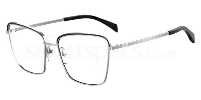 010 MOS543 Glasses, Moschino