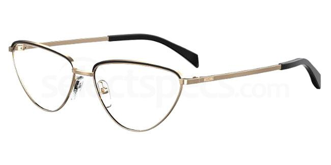000 MOS544 Glasses, Moschino