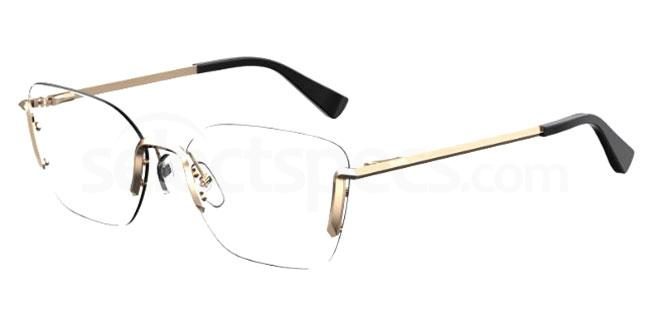 000 MOS548 Glasses, Moschino