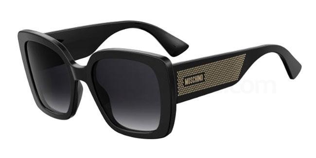 807 (9O) MOS016/S Sunglasses, Moschino