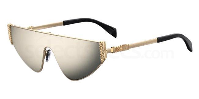J5G (UE) MOS022/S Sunglasses, Moschino