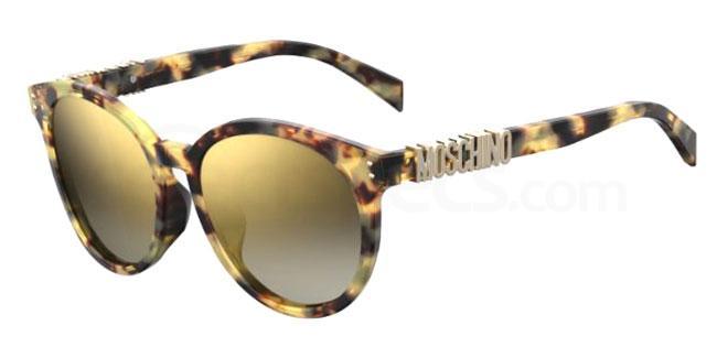 SCL (JL) MOS026/F/S Sunglasses, Moschino
