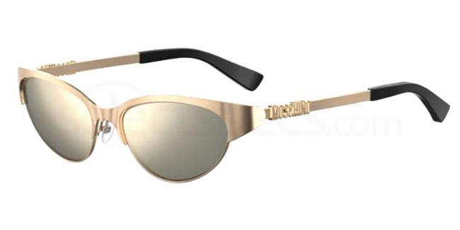000 (UE) MOS039/S Sunglasses, Moschino