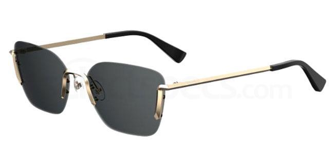 000 (IR) MOS054/S Sunglasses, Moschino