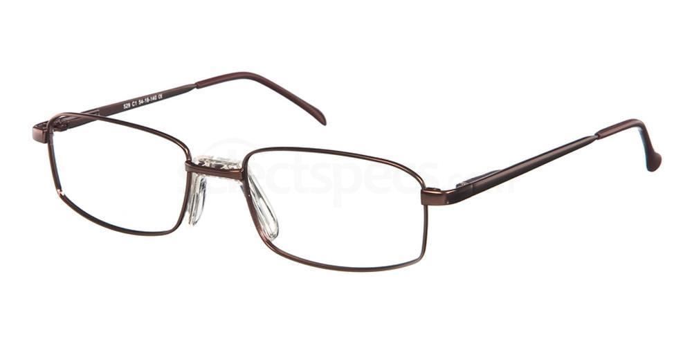C1 529 Glasses, Max Eyewear